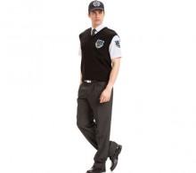 Özel Güvenlik Süveter- Siyah Füme Pantolon