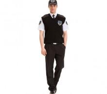 Özel Güvenlik Süveter -Siyah Pantolon