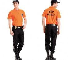 Özel Güvenlik Tişörtü Polo Pike Lakost Komando Cepli Pantolon