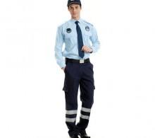 Zabıta Pantolonu Lacivert Kışlık Komando Cepli